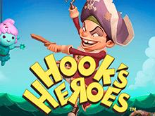 Онлайн-автомат Hooks Heroes от разработчиков НетЕнт