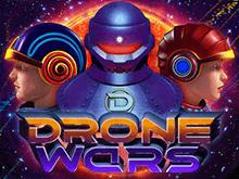 Drone Wars – автомат в казино Вулкан с бонусом от Microgaming